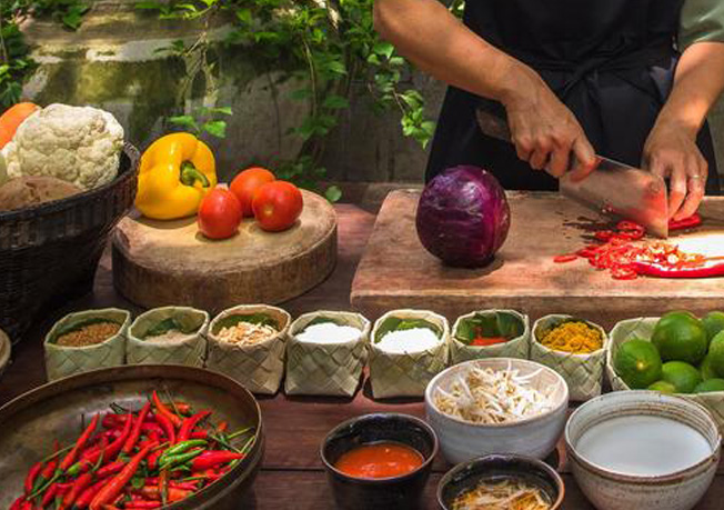Relish a Khmer Cooking Class