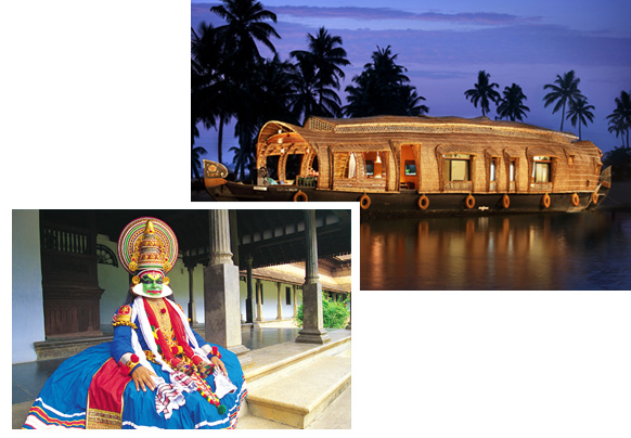 Heritage Trail of South India